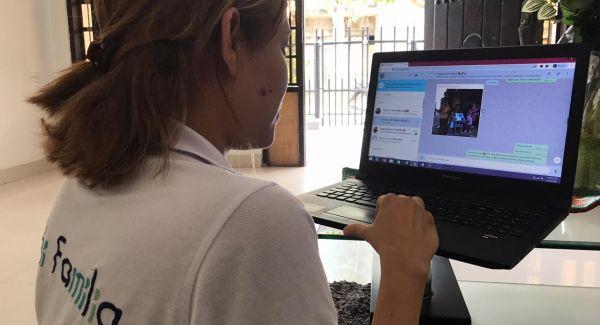 ICBF brinda acompañamiento psicosocial a más de 2.000 familias en Córdoba