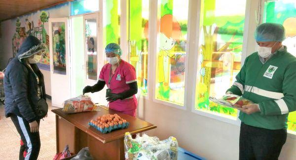ICBF beneficia a 65.608 niñas y niñas en Nariño con kits pegadogógicos y canastas nutricionales