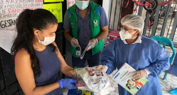 ICBF avanza con entrega de kits pedagógicos para la primera infancia en el Cesar