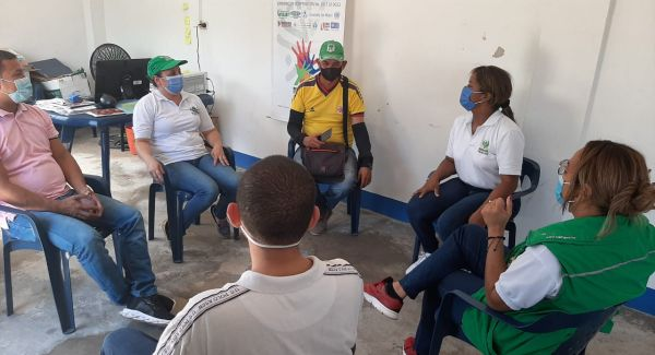 Unidades Móviles de ICBF en Cesar avanzan en atención a población  desplazada