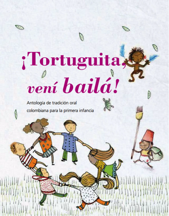 TORTUGUITA, VENÍ Y BAILÁ