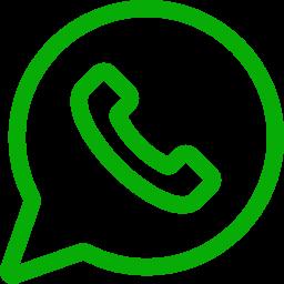 Mensaje en WhatsApp