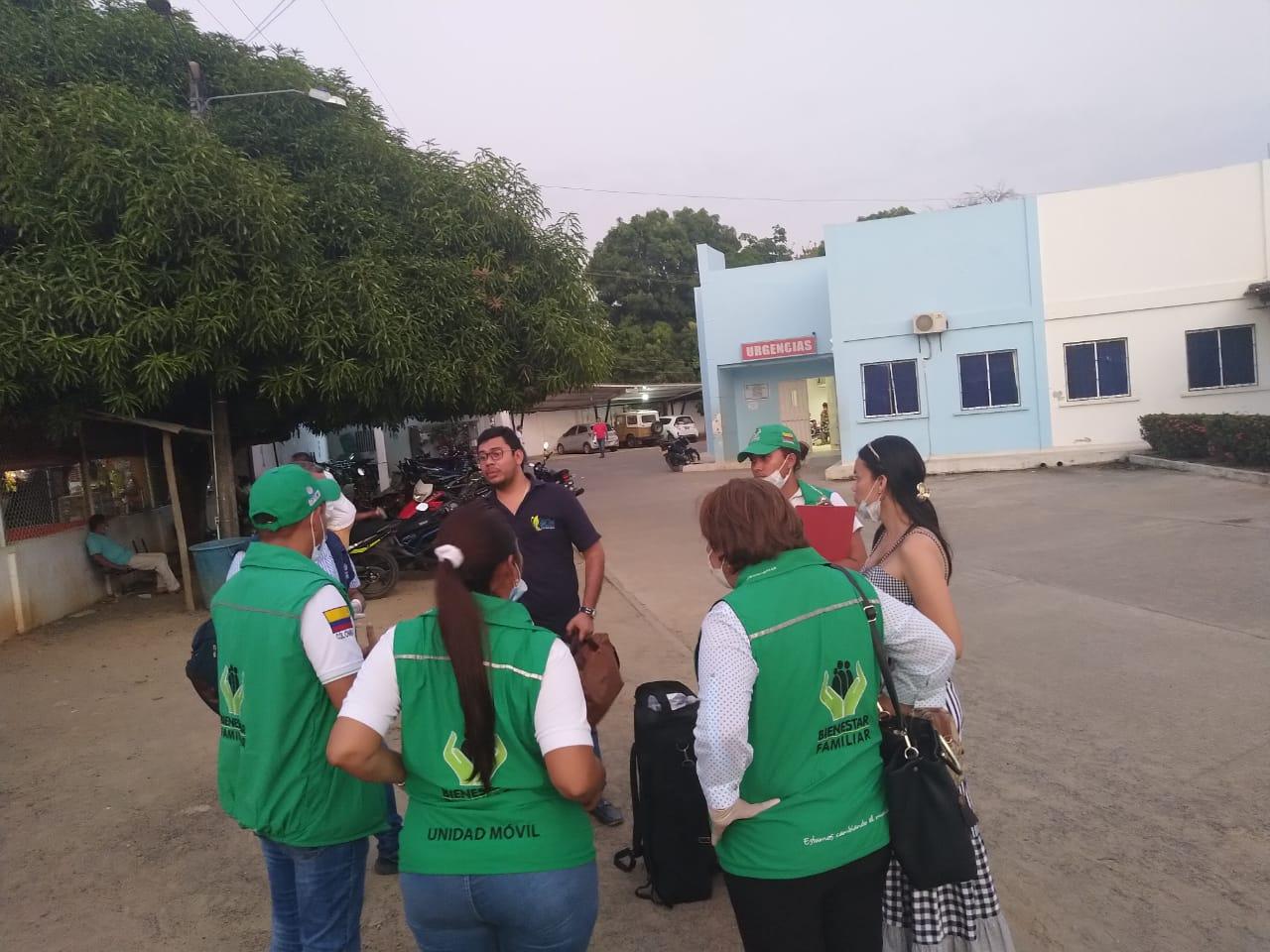 ICBF brinda acompañamiento a familias indígenas de Tierralta, Córdoba