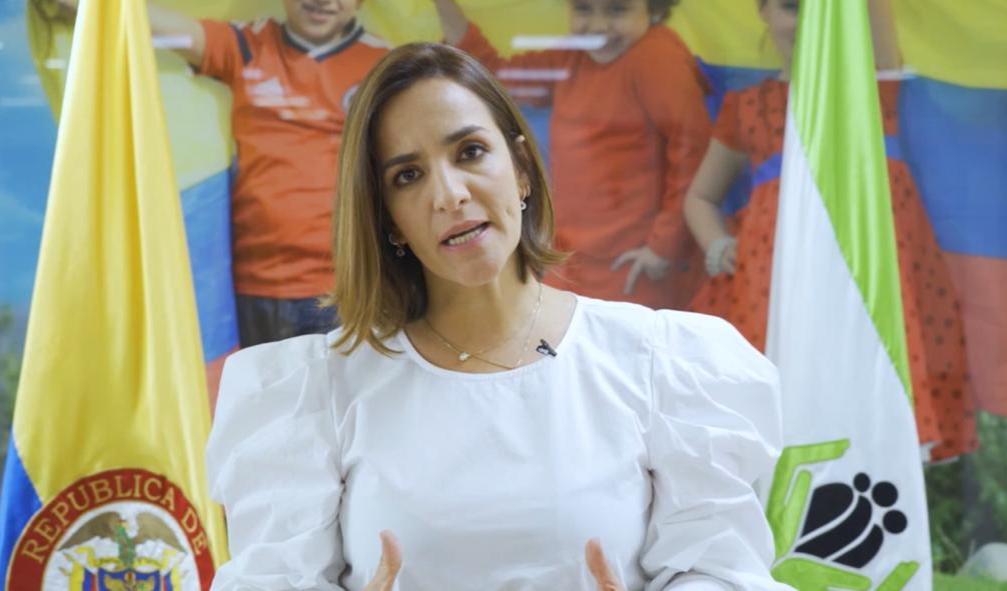 Directora del ICBF denuncia que estructuras criminales e inescrupulosos  están solicitando contratación en nombre del Gobierno | Portal ICBF -  Instituto Colombiano de Bienestar Familiar ICBF