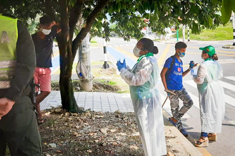 ICBF realiza búsqueda de niños en situación de trabajo infantil en Villavicencio