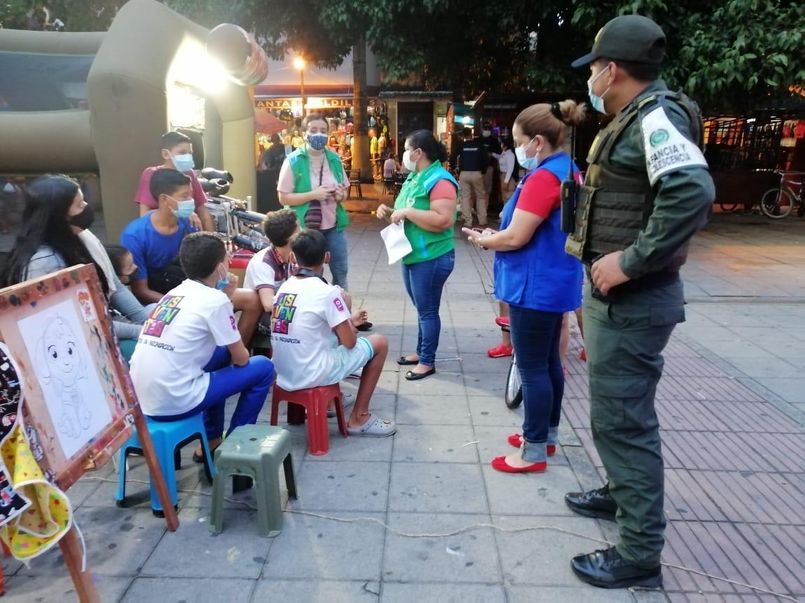 ICBF ha atendido más de 130 niños y adolescentes en situación de trabajo infantil en Arauca
