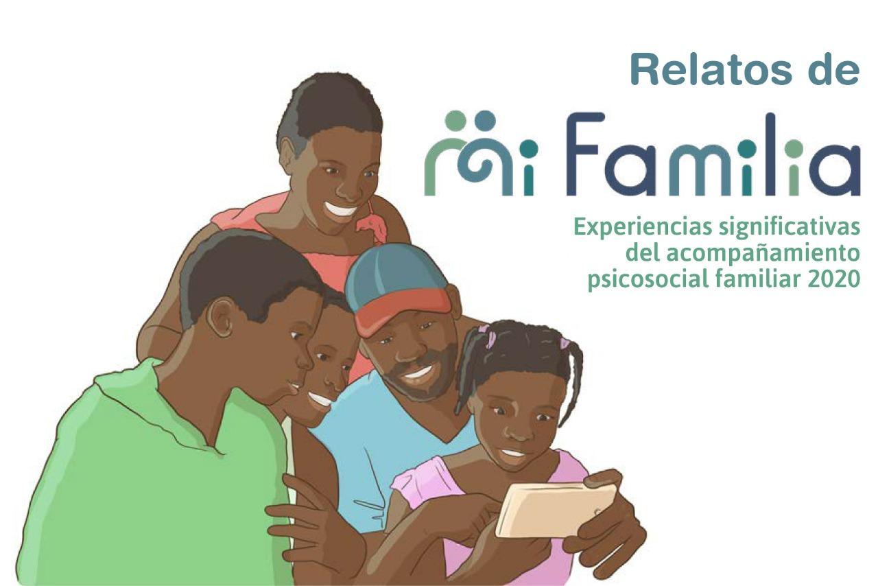 ICBF presenta el libro virtual Relatos de Mi Familia: compilado de experiencias de familias beneficiarias