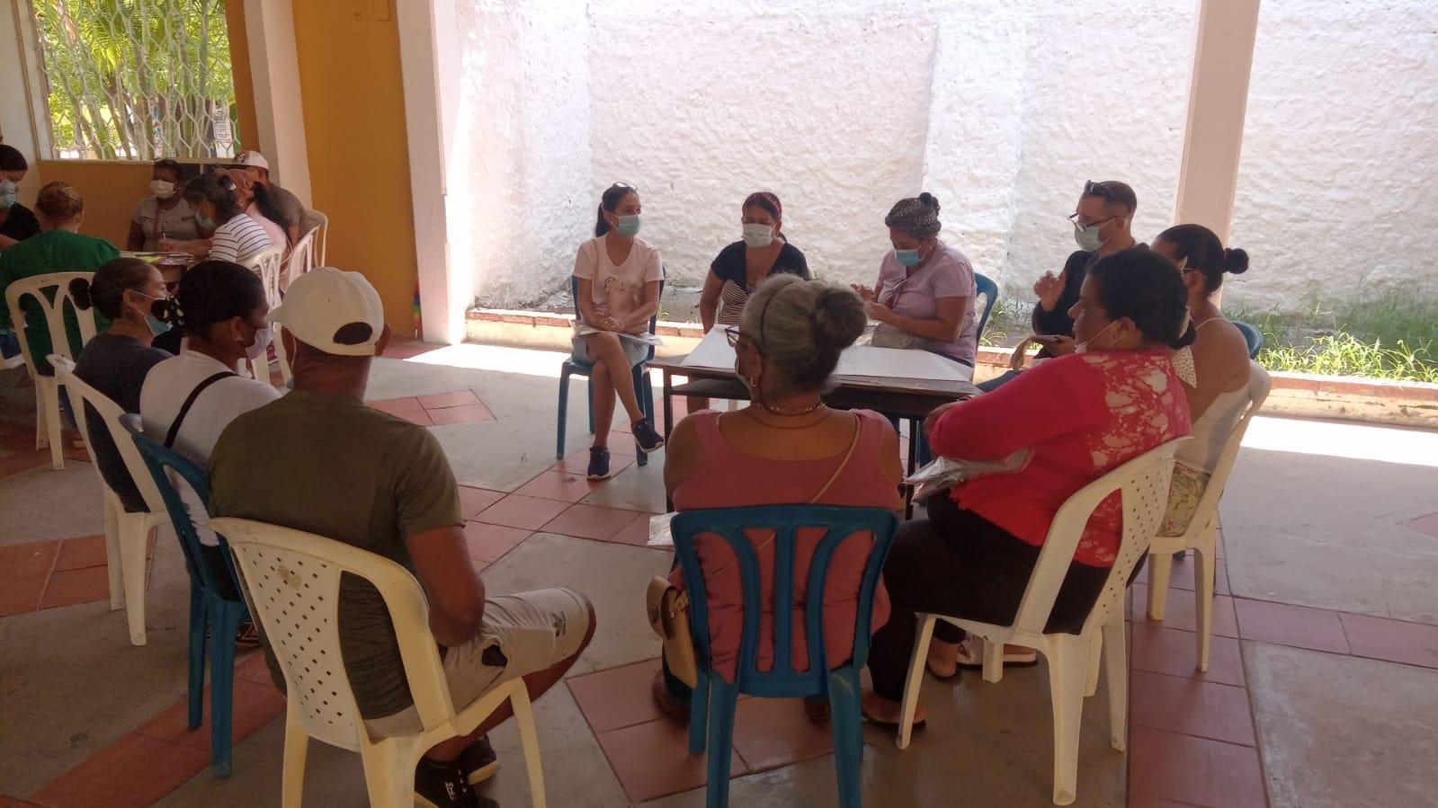 ICBF adelanta en el Atlántico convocatoria para Territorios Étnicos con Bienestar