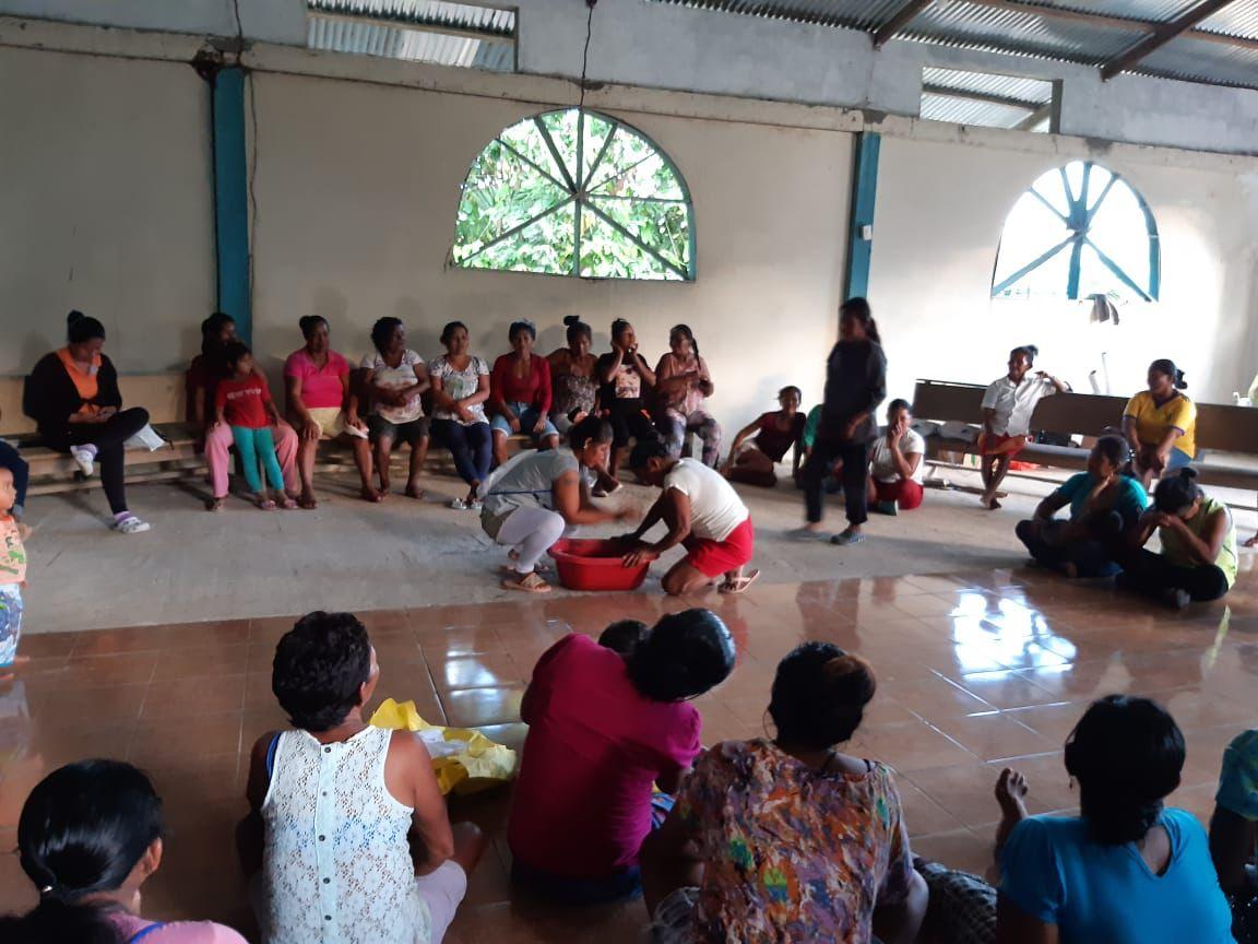 ICBF fortalece las capacidades de las familias en Amazonas